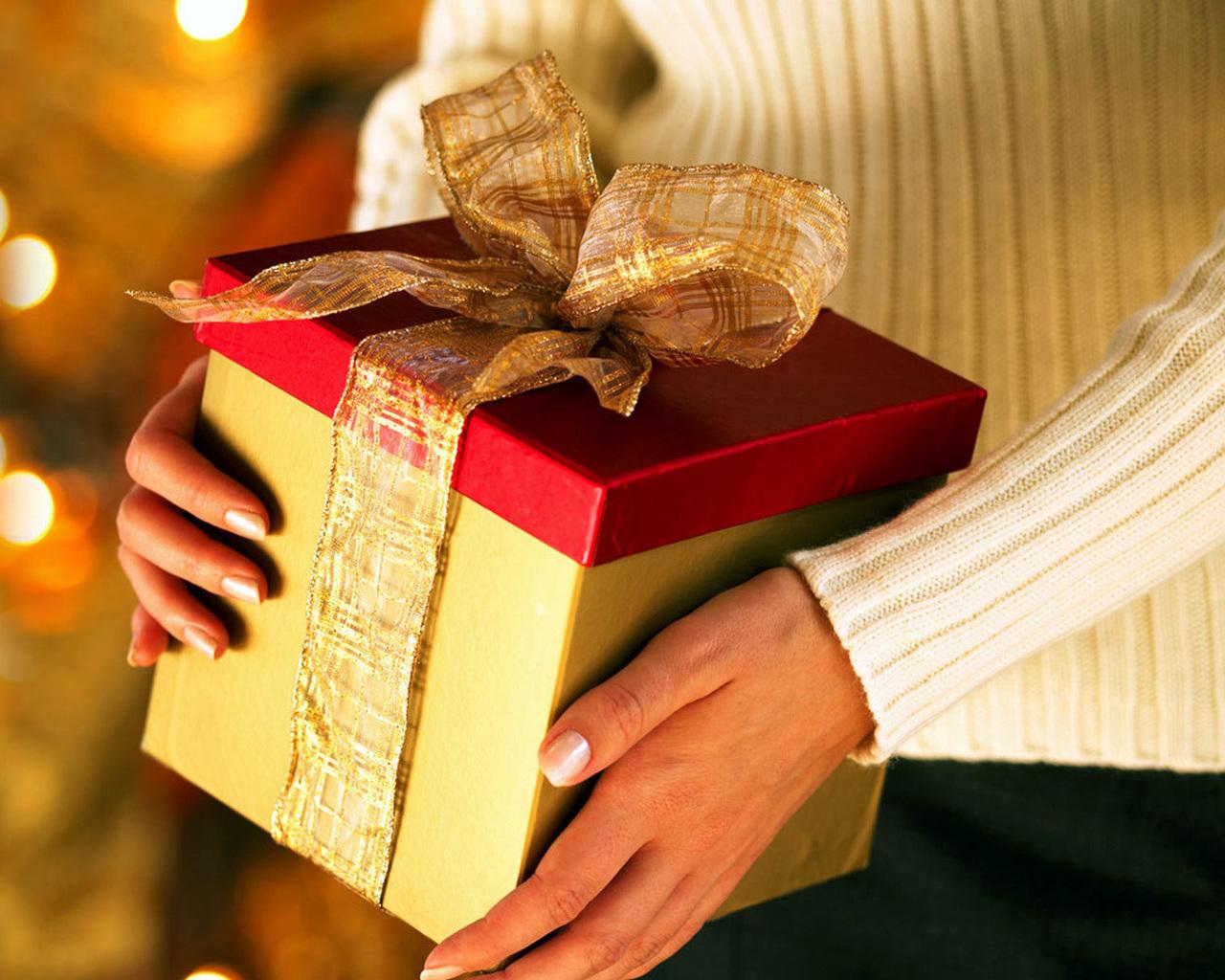 Новогодние подарки от Страны красоты!